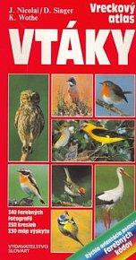 Vtáky - vreckový atlas