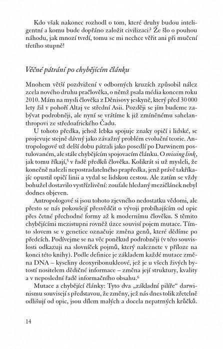 Náhled Otazníky kolem původu člověka. Stály u našich počátků genové manipulace mimozemšťanů?