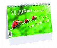 Příroda kolem nás - stolní kalendář 2015