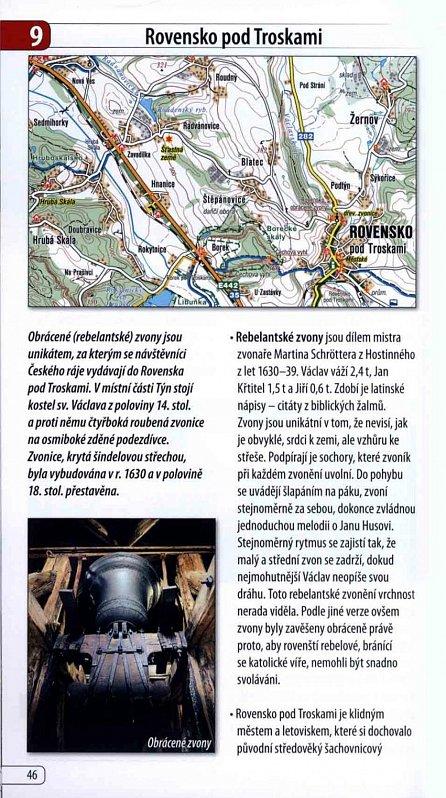 Náhled Malý špalíček výletů - Liberecký kraj - Autem po Čechách, Moravě a Slezsku