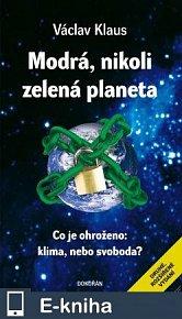 Modrá, nikoli zelená planeta - elektronické vydání (E-KNIHA)