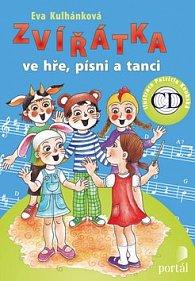 Zvířátka ve hře, písni a tanci + CD