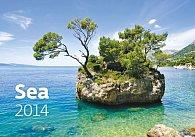 Kalendář 2014 - Sea - nástěnný
