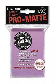 UltraPRO: 50 DP PRO Matte obaly - růžová