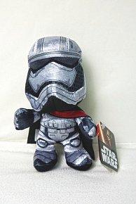 Star Wars VII - Captain Phasma 17cm plyšová figurka
