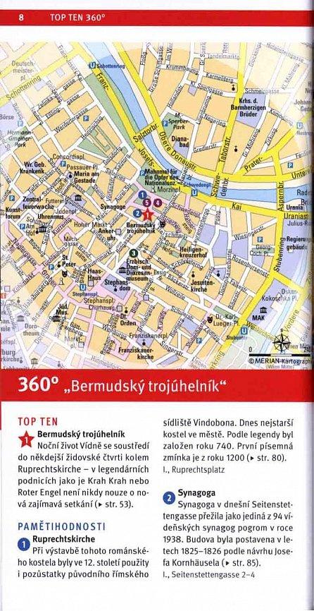 Náhled Merian - Vídeň