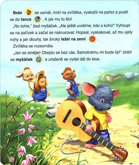 Náhled O líném myšáčkovi - Poslouchej legrační zvuky!