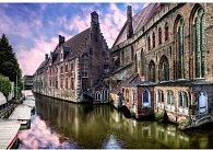 Puzzle Brugy, Belgie 1500d