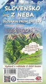 Slovensko z neba Slovakia from the sky