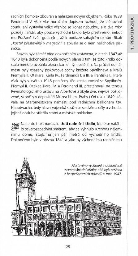 Náhled Netradiční procházky Prahou I - Staré a Nové Město a Vyšehrad