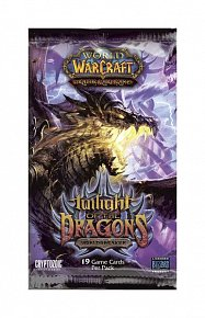 WOW: Twilight of the Dragons Booster (1/24)