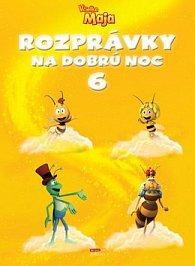 Včielka Maja Rozprávky na dobrú noc 6