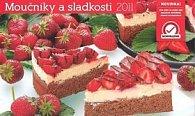 Kalendář 2011 - Moučníky a sladkosti (23,1x14,5) stolní