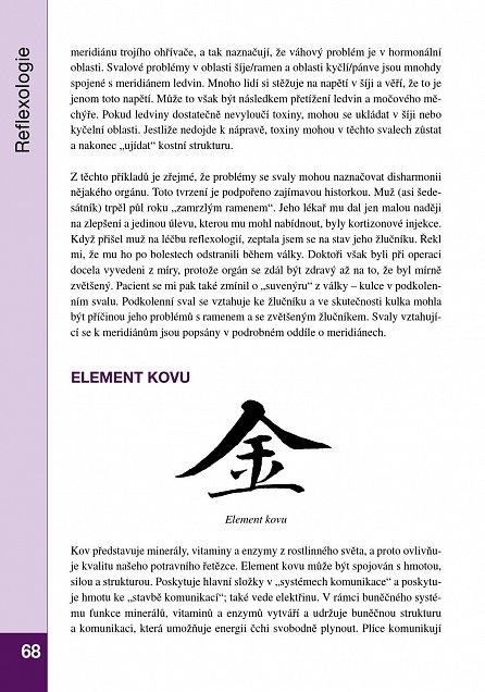Náhled Reflexologie - Unikátní spojení reflexní terapie a tradiční čínské medicíny; Reflexní zóny na chodidlech; Léčebná terapie pro dobrou kondici