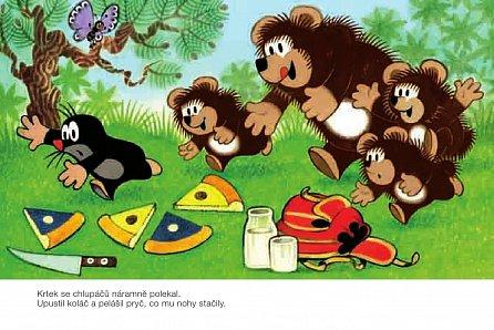 Náhled Krtek a medvědi