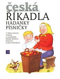 Česká říkadla  Hádanky, písničky   nové vydání