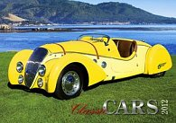 Classic cars - nástěnný kalendář 2012