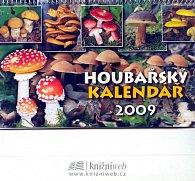 Kalendář 2009 - Houbařský kalendář