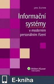 Informační systémy v moderním personálním řízení (E-KNIHA)