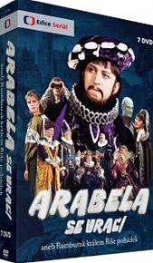 Arabela II. Série - 7 DVD