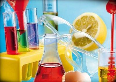Náhled Chemická laboratoř