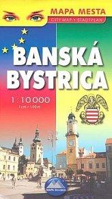 Banská Bystrica 1: 10 000