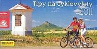 Kalendář 2011 - Tipy na cyklovýlety (30x16) stolní