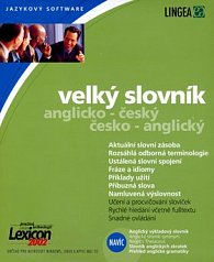 Velký slovník anglicko-český, česko-anglický