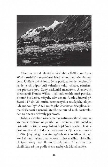 Náhled Wild - Příběh Shackeltonovy expedice