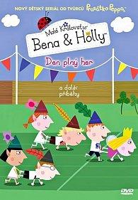 Malé království Bena & Holly - Den plný her - DVD