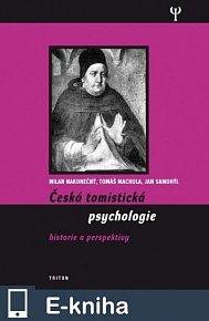 Česká tomistická psychologie (E-KNIHA)