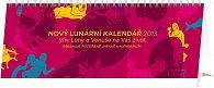 Kalendář 2013 stolní - Nový lunární, 33 x 12,5 cm