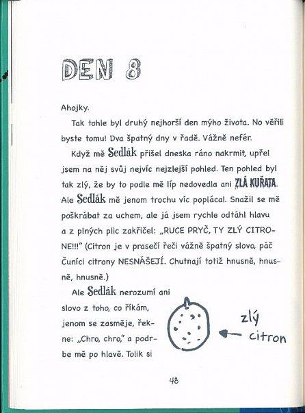 Náhled Čuníkův supertajný deník