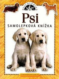 Psi - Samolepková knížka