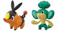 Pokémon: set 2 malé figurky (1/8)
