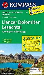 Lienzer Dolomiten Lesachtal 47 / 1:50T NKOM