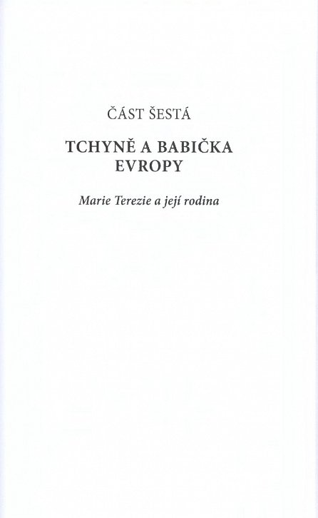 Náhled Marie Terezie – Cudná císařovna s hroznou pověstí