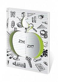 Školní diář 2016/2017 - Poketto/Student/Apple