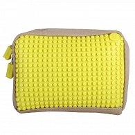 Pixelová Příruční Taška Žlutá