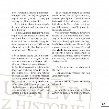 Náhled Úsměvy z historie pražské ZOO
