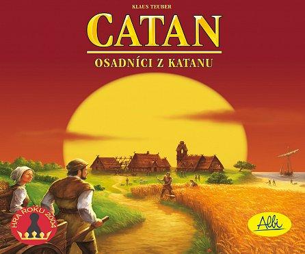 Náhled Catan - Osadníci z Katanu nové