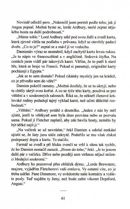 Náhled Hraběnčino přiznání