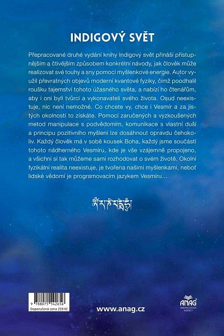 Náhled Indigový svět - Transformace kreativních myšlenek do reality podle kvantové fyziky