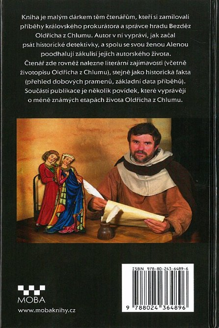 Náhled Oldřich z Chlumu - román a skutečnost