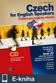 Czech for English Speakers (E-KNIHA)