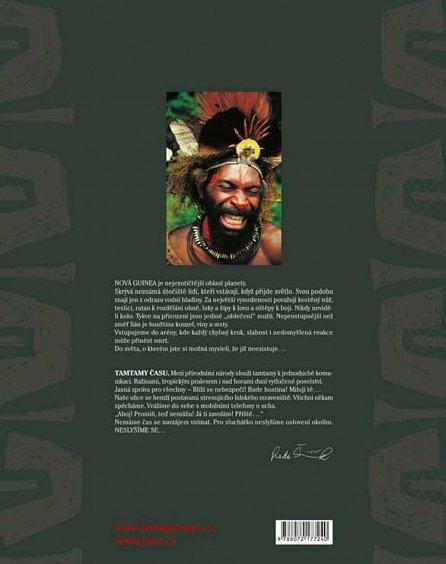 Náhled Tamtamy času - Nová Guinea, svět, o kterém jsme si mysleli, že už neexistuje