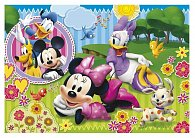 Puzzle Maxi Minnie s Friends 60 dílků