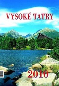 Vysoké Tatry 2010 - nástenný kalendár