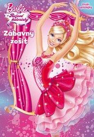 Barbie a Ružové balerínky Zábavný zošit