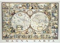 Puzzle Magna Carta, Anonymus, 1500 dílků
